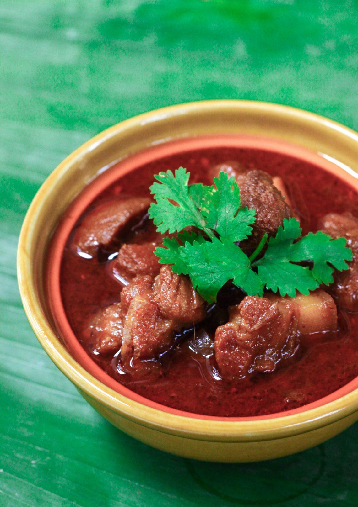 Gang Hunglay: Northern Thai Pork & Potato Curry