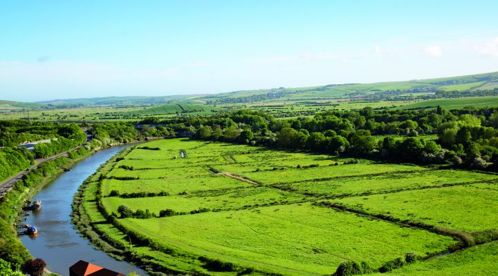 The River Ouse at Lewes image:Shutterstock.com