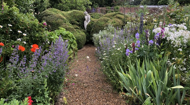 Firle Gardens