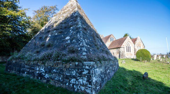 Pyramidal tomb of Mad Jack Fuller/shutterstock.com