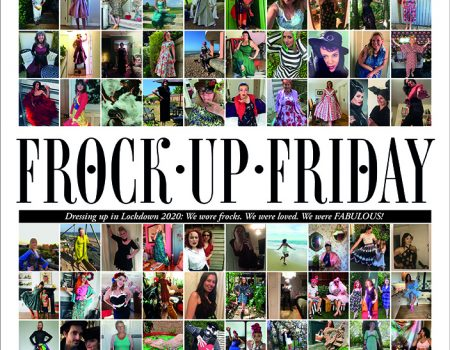 Frock Up Friday Book Cover